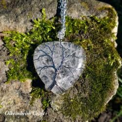 Coeur de vie cristal de roche